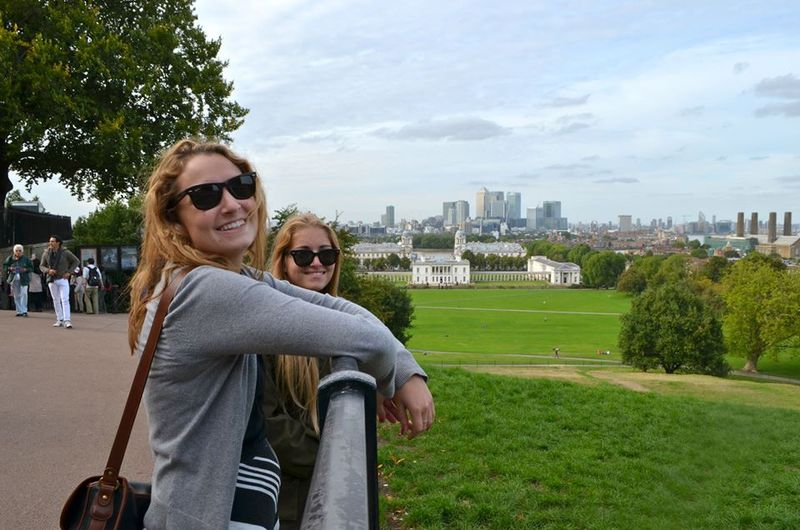 Elyse and sam royal observatory greenwich