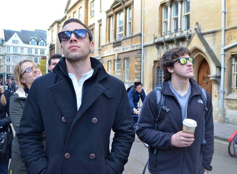 Oxford cool boys