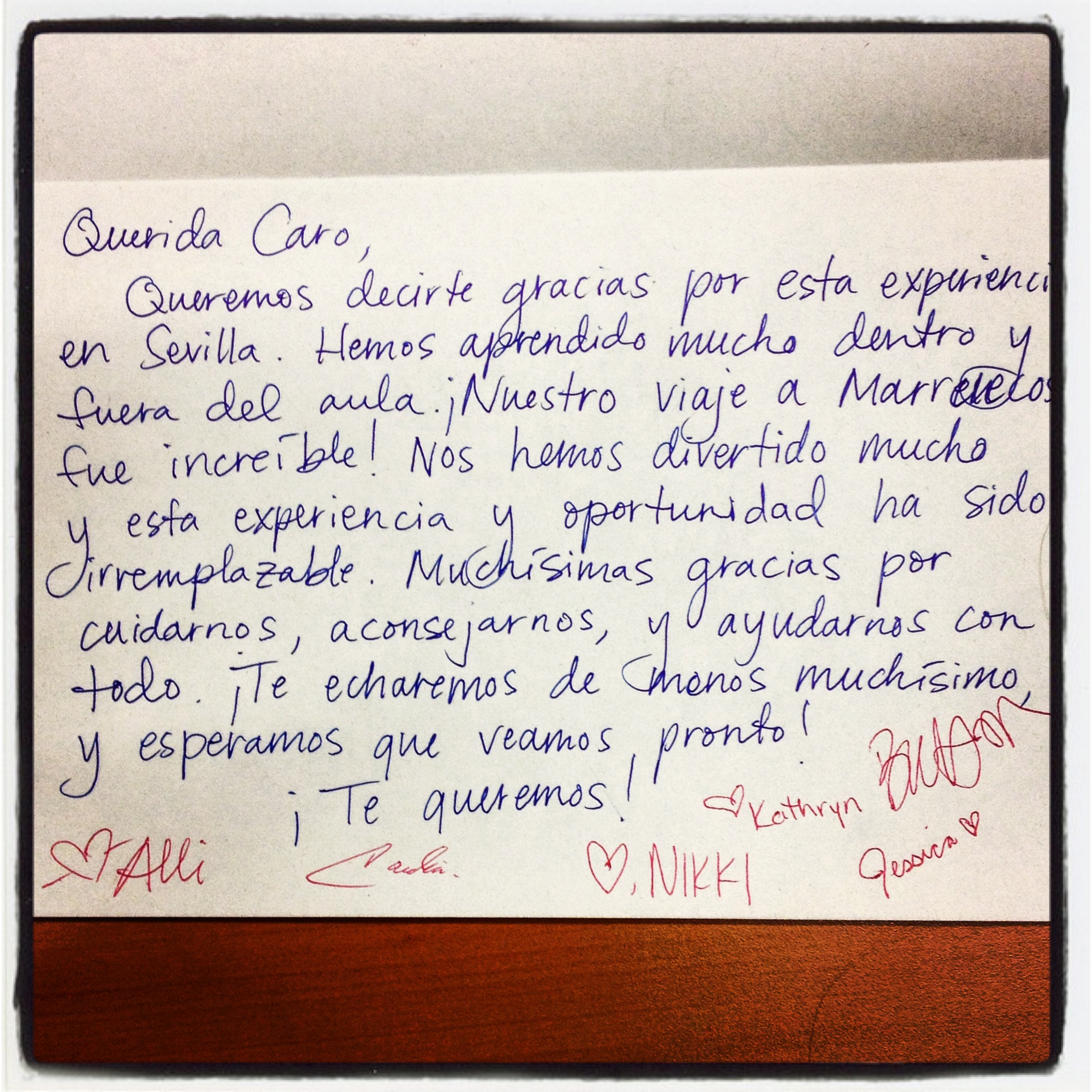 Study Abroad In Spain Blog Seville Spain Ciee December 2013