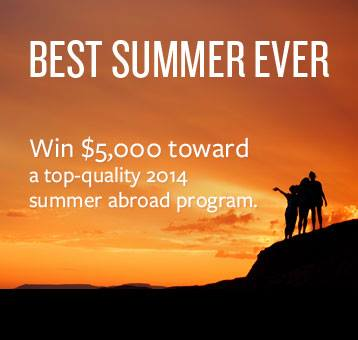 CIEE Study Abroad - Best Summer Ever
