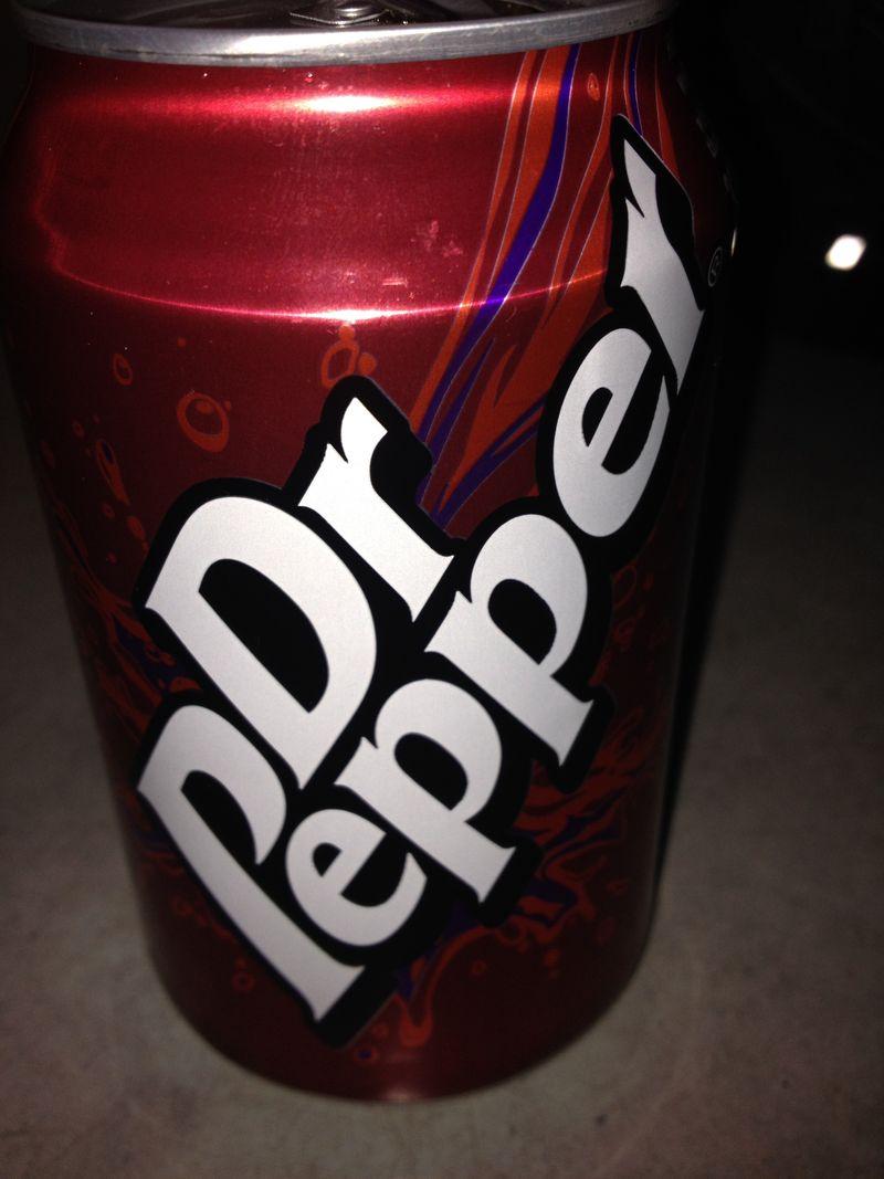 Dr. Pepper!