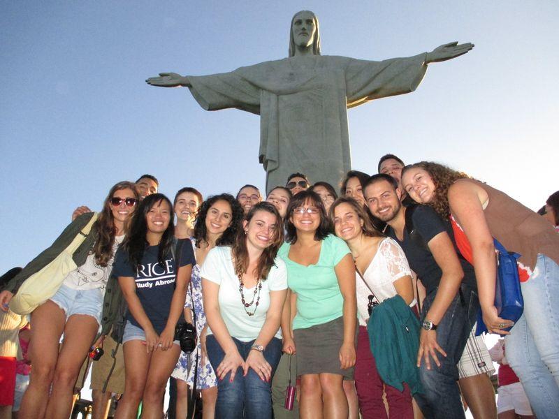 Students w Cristo