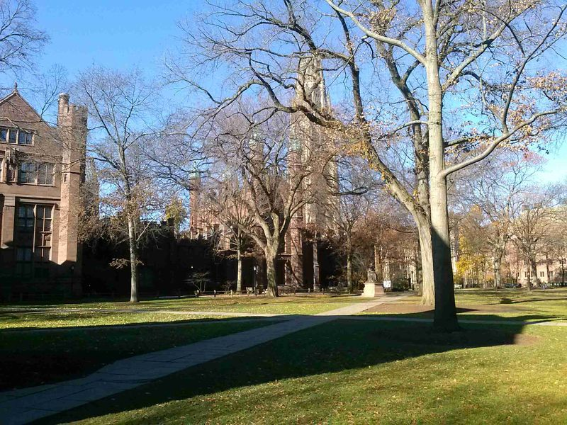Yale_Old Campus