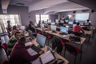 UC3M  classroom