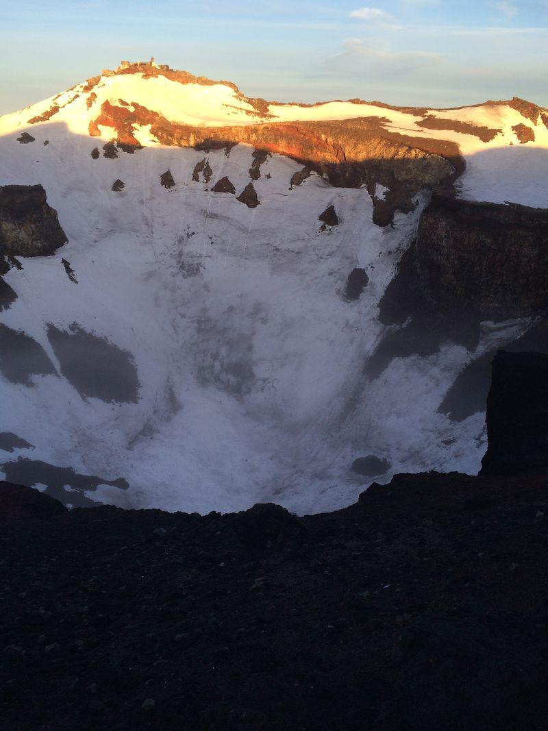 F-crater