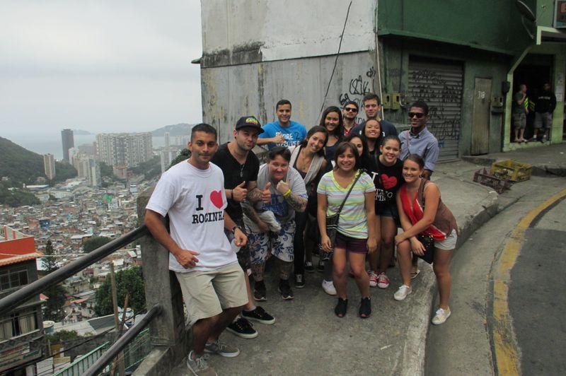 Rocinha Music Tour
