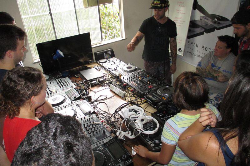 DJ lesson Funk Brazileira