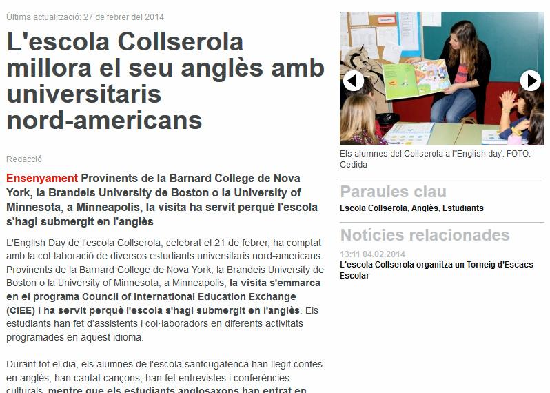 L'escola Collserola millora el seu anglès amb universitaris nord-americans - Mozilla Firefox 12032014 110416.bmp