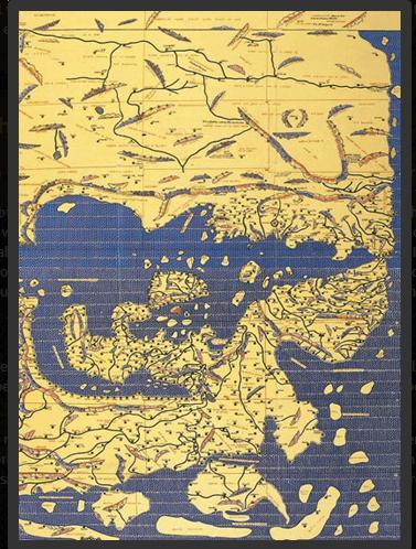 Mapa A-Idrisi - Seris mapa