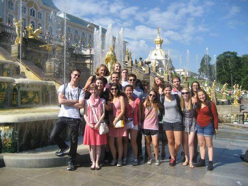 17. Peterhof group