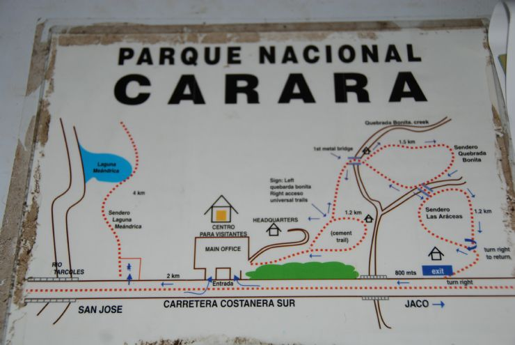 Full-all-hiking-trails-map-carara-national-park