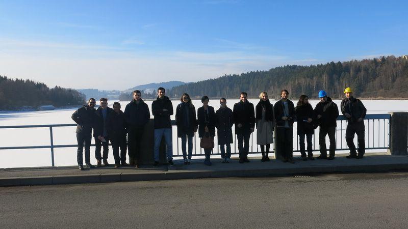 One Lab Prague - Lipno Group Photo