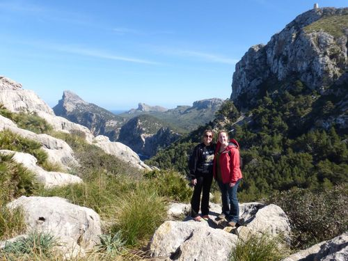 Formentor hike