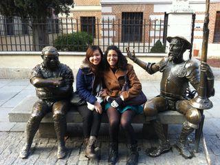 Alcala Stephanie Do and I