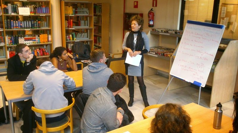 Teach in Madrdi