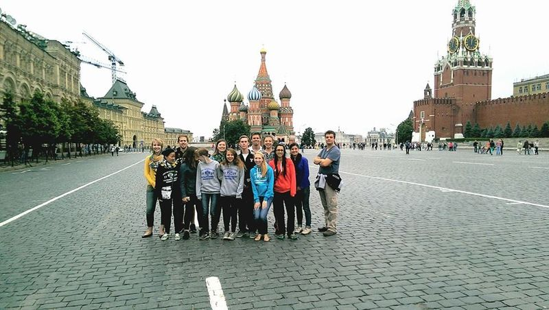 14. Moscow (Red Square)