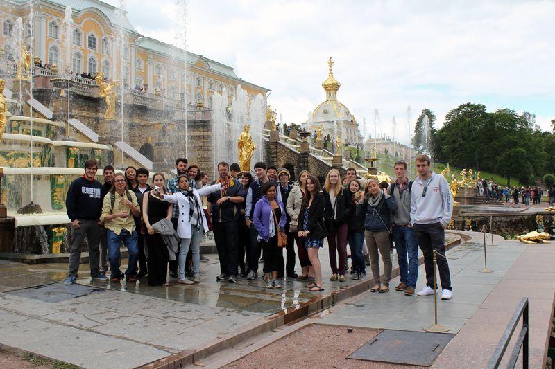 10. Peterhof group pic