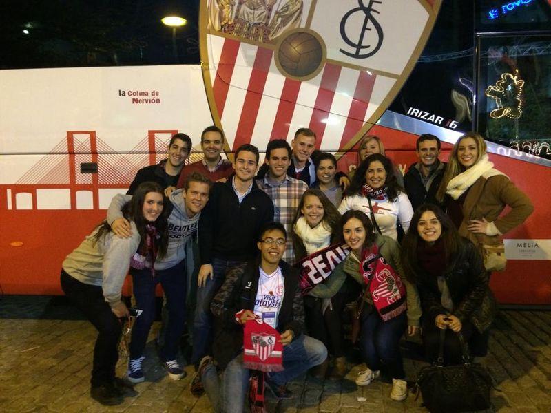 GRUPO CIEE Sevilla FC
