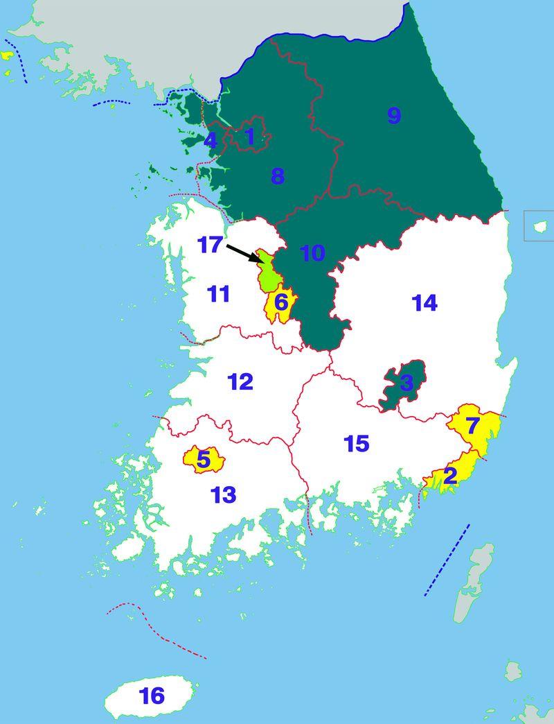 Provinces_of_South_Korea