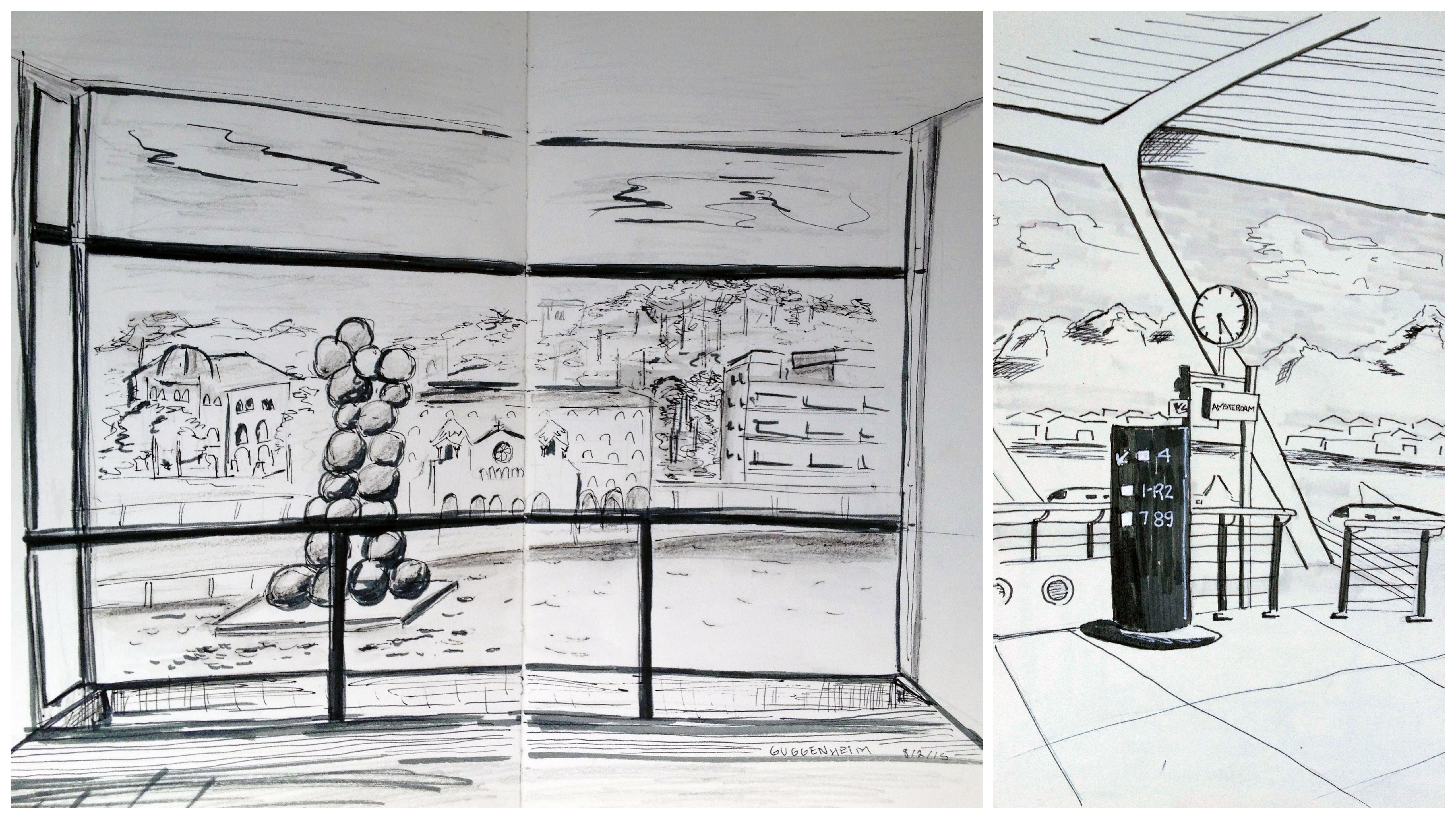 Architecture Drawing Practice study abroad in spain blog | barcelona spain | ciee - architecture