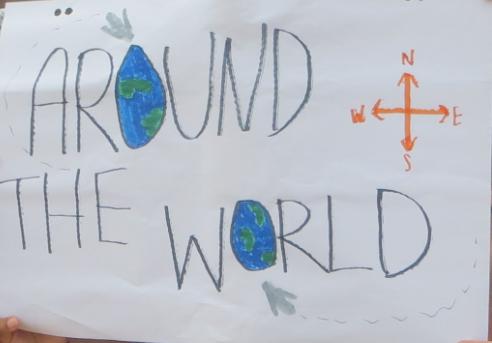 Around the World_ Poster