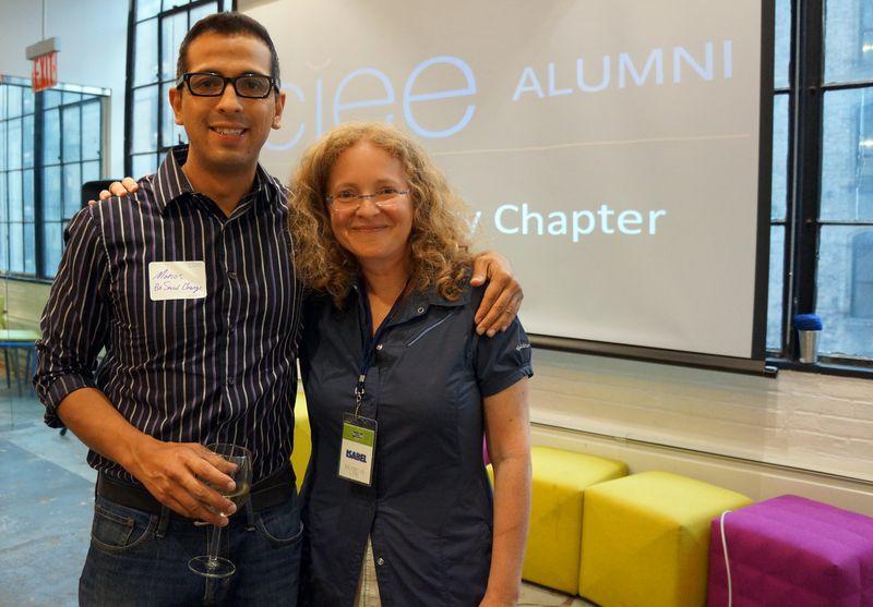 NYC Alumni Event - 2015 017