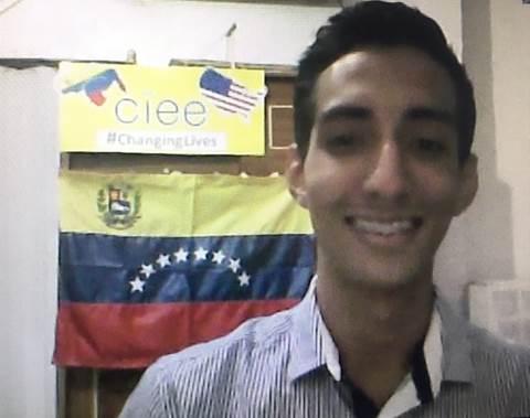 CIEE Access Scholar_Oscar Alfonso Contreras Antillano