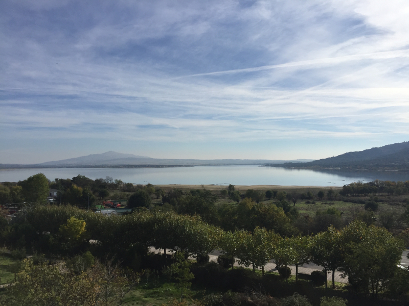 Manzanares Lake