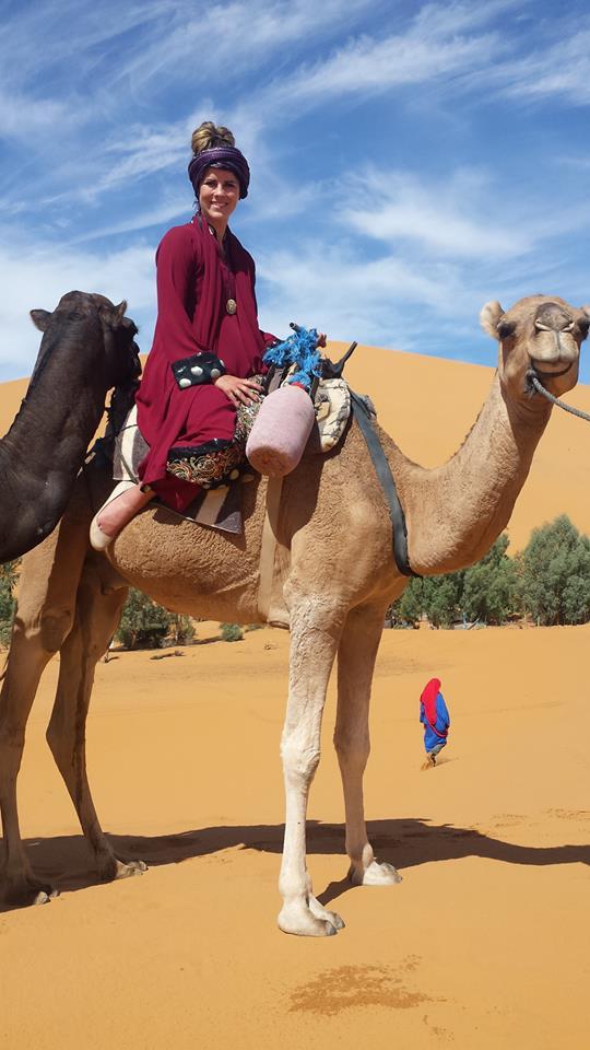 Morgan Camel