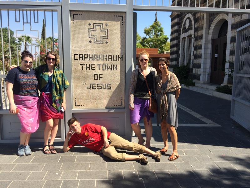 Orientation.Mount Capernaum (3)