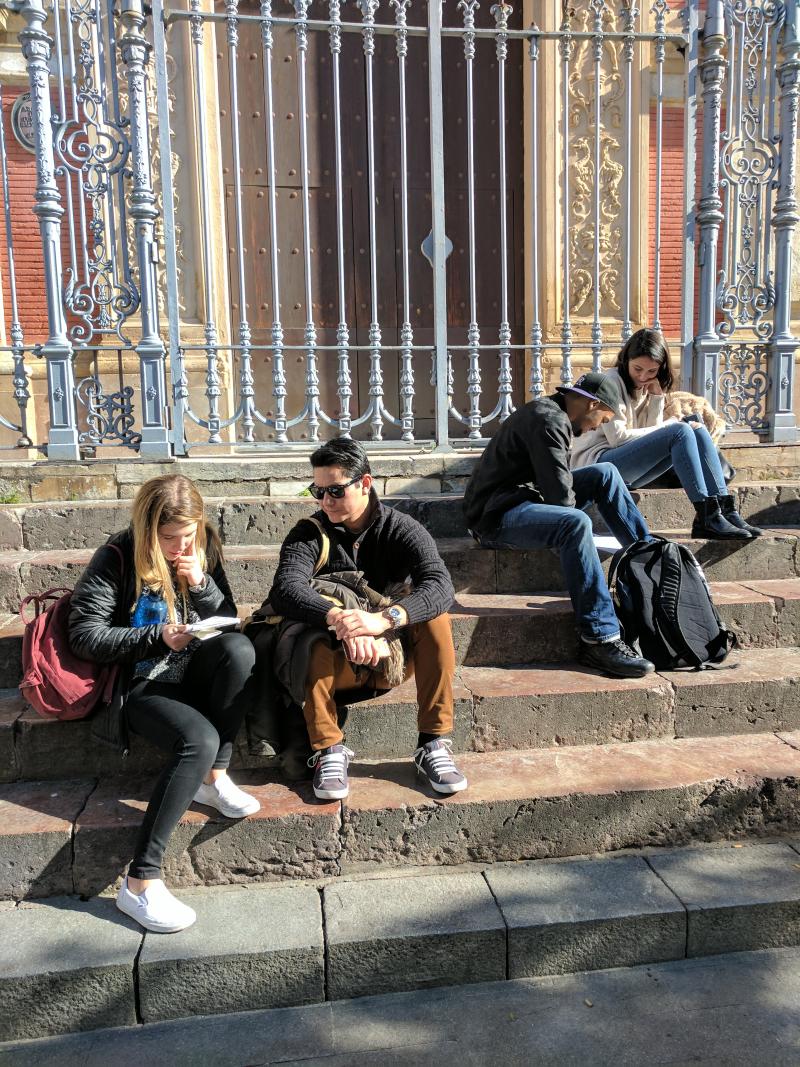 Actividad cultural Alec, Casey y Lindsay 3