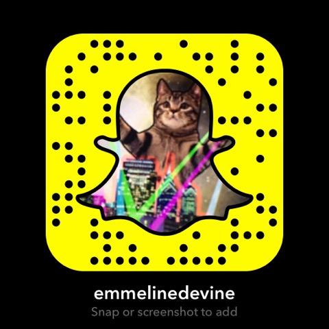Emmelinedevine snapchat