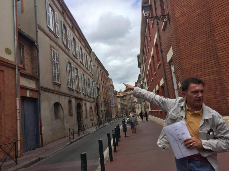 Toulouse Tour IV