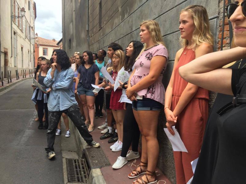 Toulouse Tour III