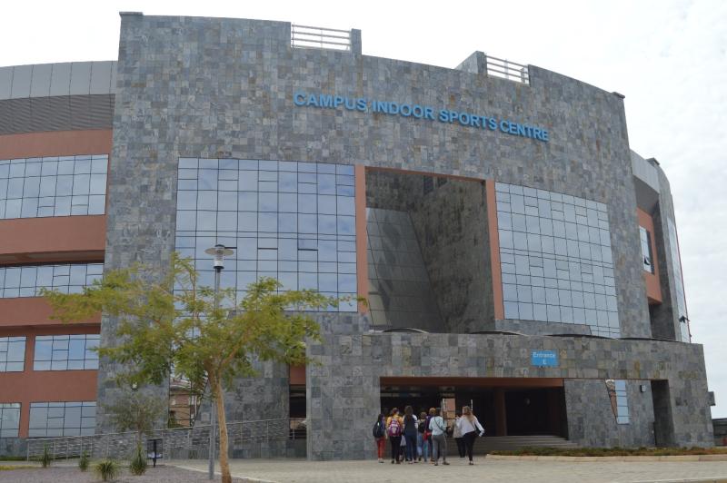 Ub indoor sports complex