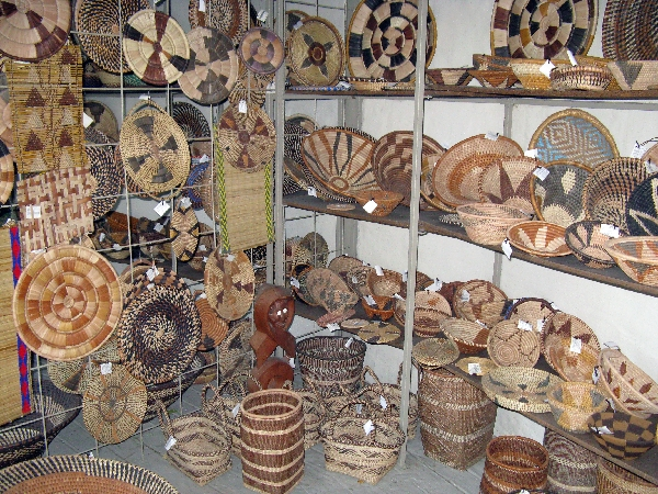 Botswana craft products
