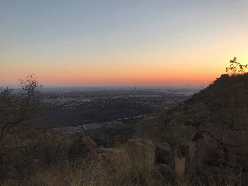Gaborone view