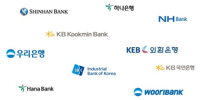 Korean-banks