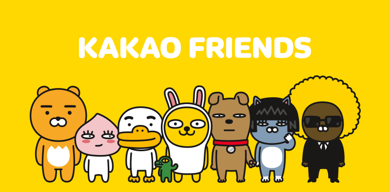 Kakaofriends_talk