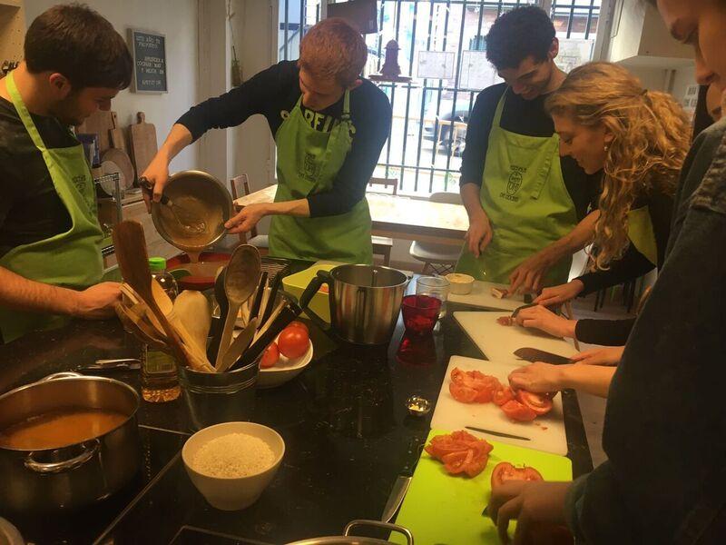 ES cooking