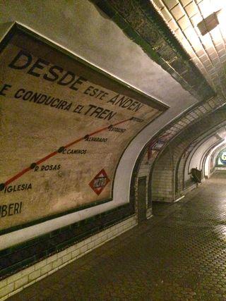 Underground metro 2