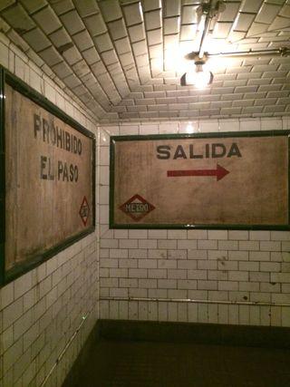 Underground metro 3