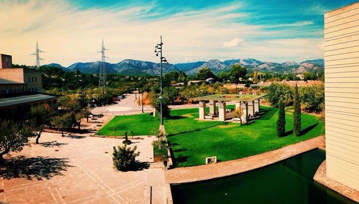 Uib campus