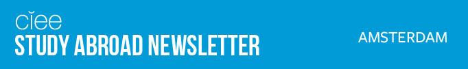 Newsletter Banner Amsterdam