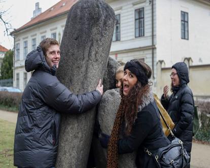CNMJ Tour of Vysehrad + Prague Castle