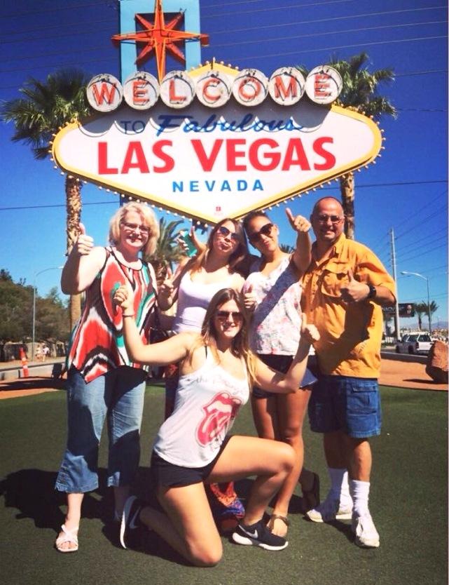 Vegas Vacation Daughter: High School Host Family News