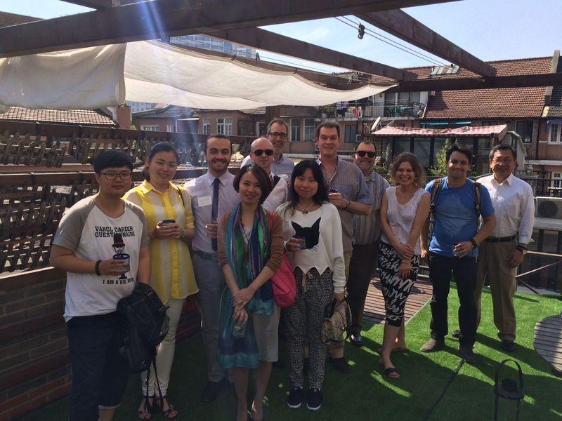 Group Photo 2 - Shanghai