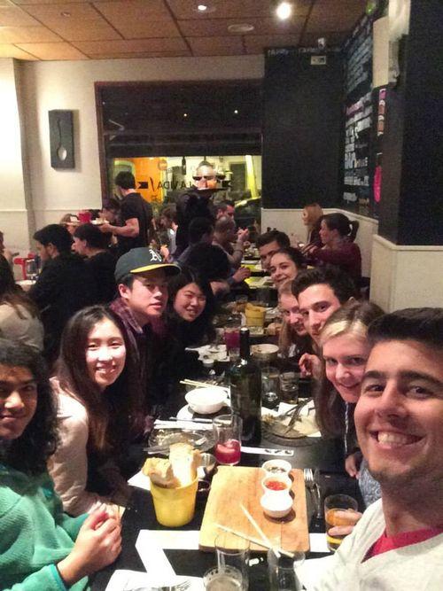 Final meal spring 2015