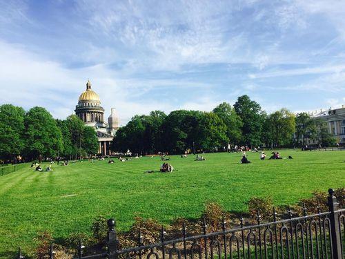1. Petersburg, St. Isaacs