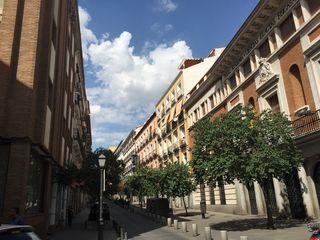 Madrid calles